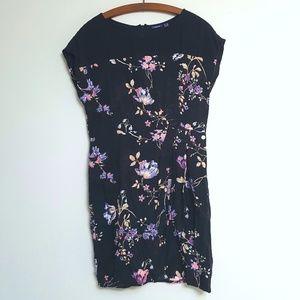 🆕️listing!⭐European Black Floral Dress